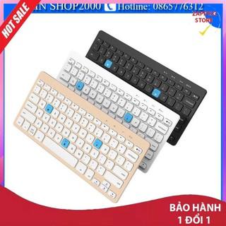 Sale Bàn phím bluetooth,Bàn phím bluetooth BOW HB191A - Bảo hành 1 đổi 1 thumbnail
