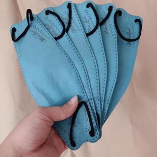 Túi 6 chiếc Khẩu Trang 3D Land Mask