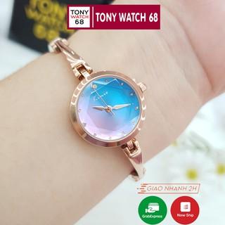 Đồng hồ nữ Kimio dạng lắc dây rút điệu đà sang trọng chính hãng Tony Watch 68 thumbnail