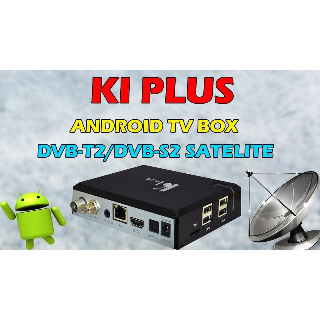 MECOOL KI PLUS android box đa năng | Chíp S905D | Ram 1gb ddr3 | Rom 8gb | android 7.1 | Xem truyền