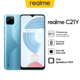 Điện Thoại Realme C21Y (4GB/64GB)