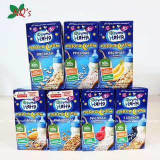 Sữa đêm ngũ cốc Fruto 6m+ (200ml) thumbnail