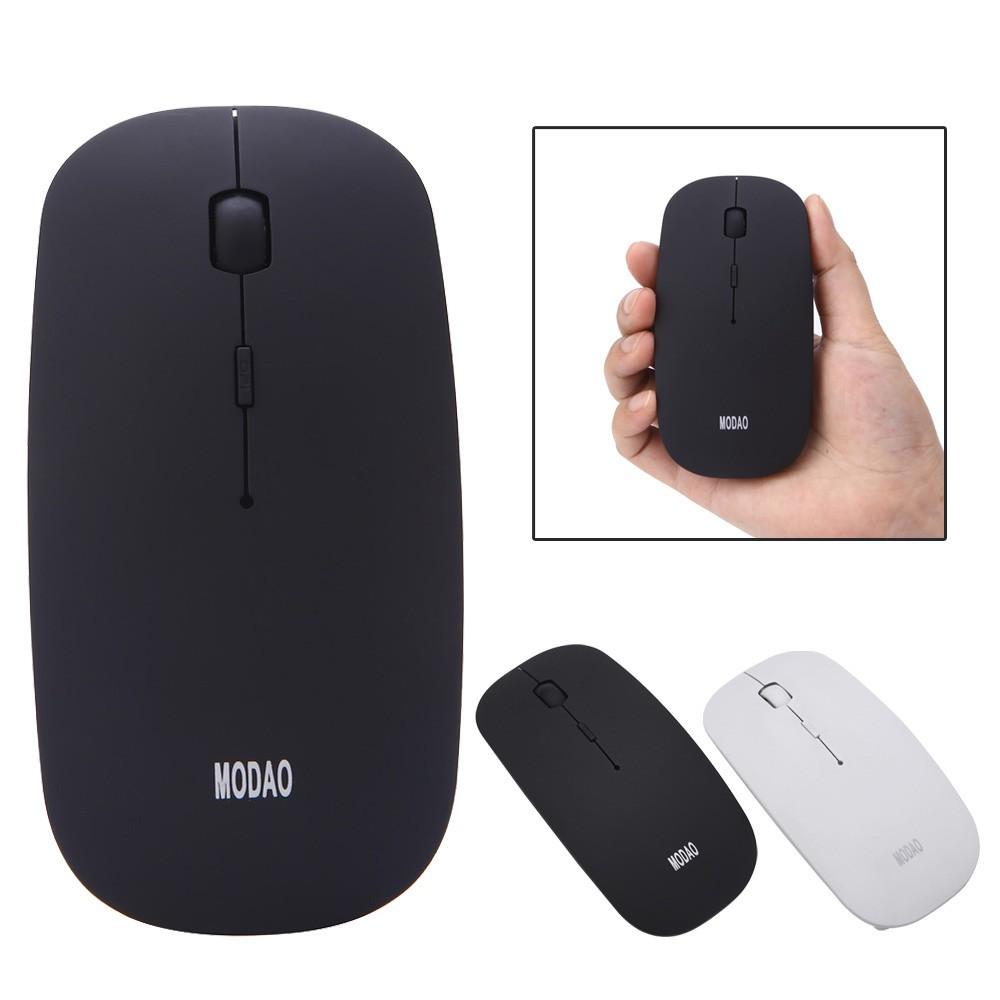 Chuột không dây Bluetooth 3.0 siêu mỏng sạc lại được cho máy tính