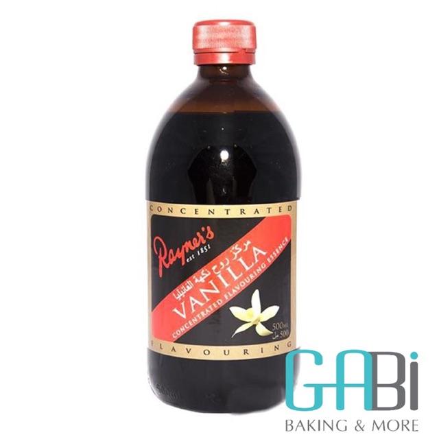 Tinh dầu hương Vani Rayner's 500ml