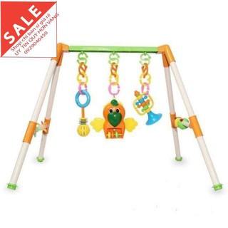 Bộ kệ chữ A đồ chơi phát triển trí thông minh cho bé