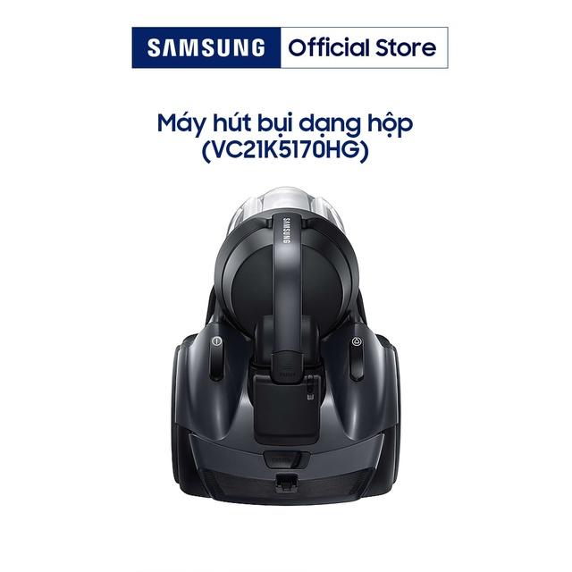 Máy Hút Bụi Dạng Hộp Samsung VC21K5170HG/SV (2100W) - Hàng chính hãng