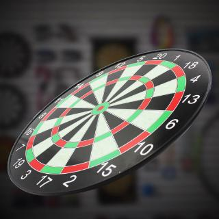Kids Magnetic Dart Board Set Puzzle Toy for Party Game