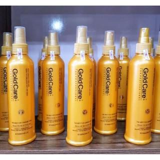 Xịt dưỡng tóc Gold Care