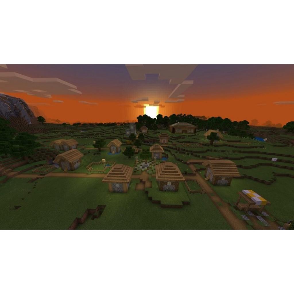 Đĩa Game PS4 - Minecraft PlayStation 4 Edition
