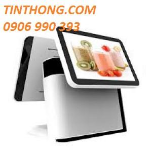 Máy bán hàng Cảm Ứng POS G15T 2 màn hình (Core i5 Ram 8gb – ssd 64gb) Giá chỉ 23.500.000₫