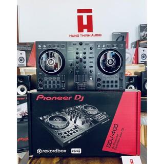 Bàn DJ Controller DDJ-400 (Pioneer DJ) - Hàng Chính Hãng thumbnail
