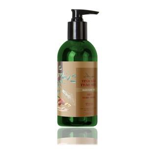 Dầu gội tinh dầu thảo mộc ngăn rụng tóc PK 300ml - kết hợp 12 loại thảo mộc thiên nhiên thumbnail