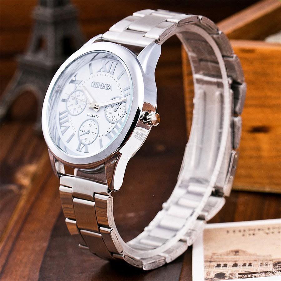 Đồng hồ nam Dotime thời trang cao cấp Geneva lịch lãm ZO99