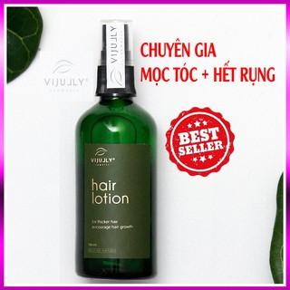 Tinh dầu bưởi [GIẢM RỤNG 100%] xịt bưởi viJully chính hãng kích mọc tóc dưỡng tóc dài nhanh