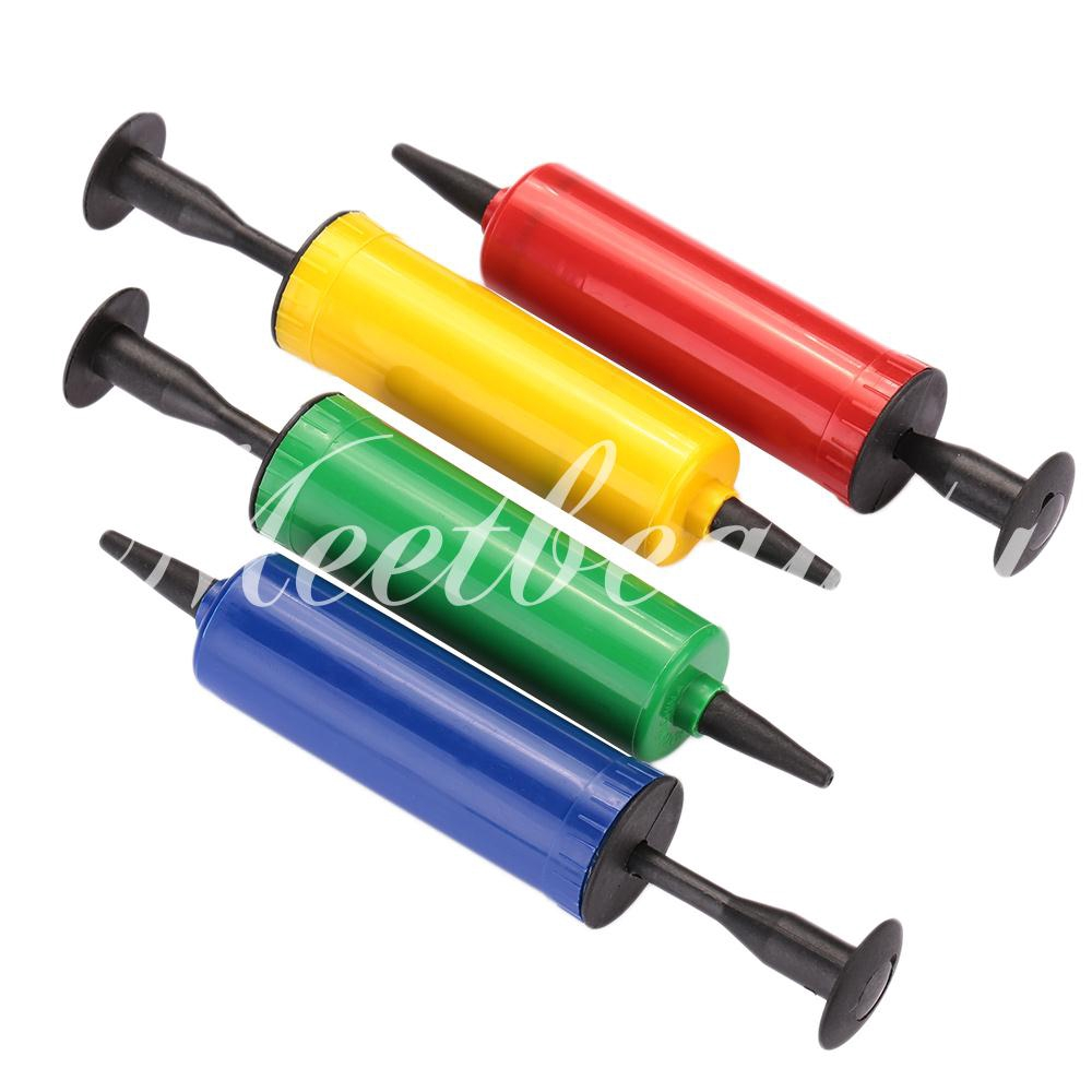 Portable Inflating Hand Air Inflator Pump For Ball Basketball Cycling Tyre