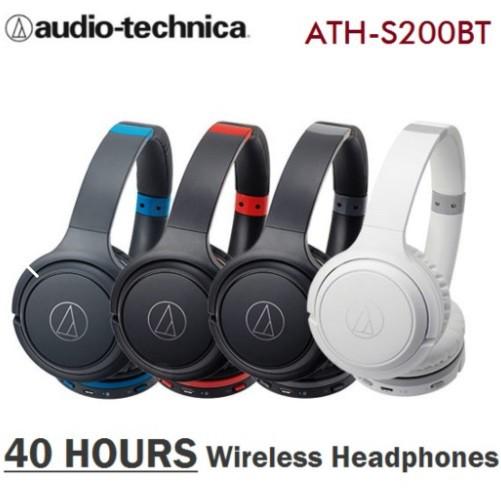 Tai nghe bluetooth Audio-Technica ATH-S200BT - 2893118 , 1187476162 , 322_1187476162 , 2200000 , Tai-nghe-bluetooth-Audio-Technica-ATH-S200BT-322_1187476162 , shopee.vn , Tai nghe bluetooth Audio-Technica ATH-S200BT
