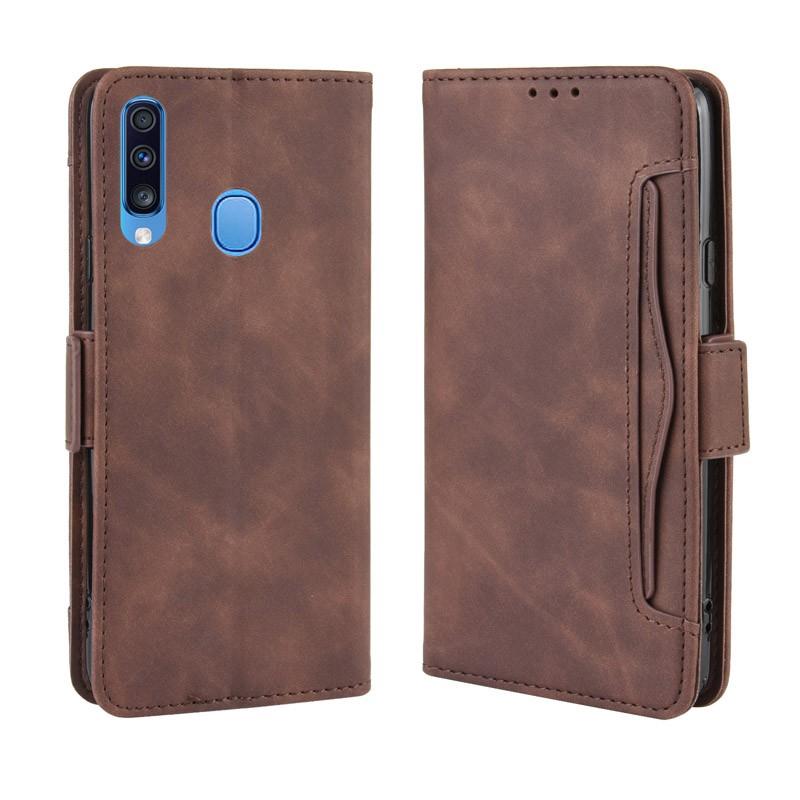 Flip Case Samsung Galaxy A50S A30S A20S A10S M30S A80 A90 A50 A30 A20 A10 Multi-Card Slot Case Cover