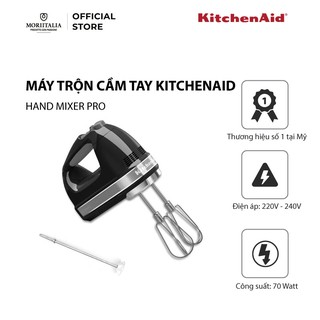 Máy trộn bột cầm tay KitchenAid hand mixer pro - 5KHM720AWOB