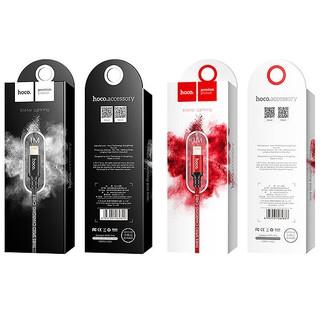 Cáp Sạc iPhone Dây Dù Hoco X14 Lighting 1M – Hỗ Trợ Sạc Nhanh, Chống Đứt – Bảo Hành Chính Hãng.