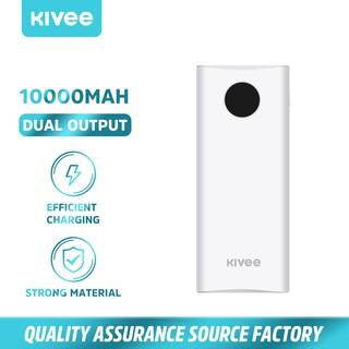 Kivee PT80XP Sạc Dự Phòng 10000mAh Màn Hình Led Micro-USB Type-C thumbnail