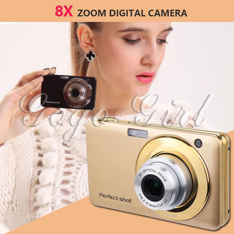 Camera Digital Camera Digital Zoom Card Camera HD DV Data Line