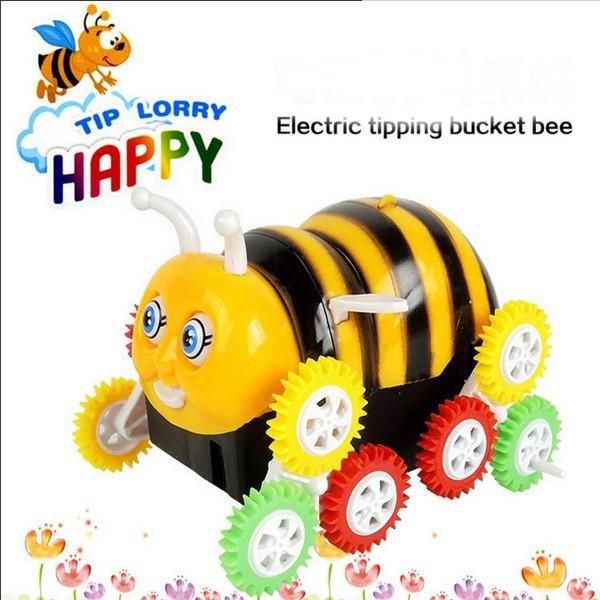 Đồ chơi chạy pin ong nhào lộn