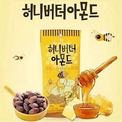Hạnh nhân bơ tẩm mật ong.Honey Butter Almond gói to 255g siêu ngon - 2858446 , 199494505 , 322_199494505 , 265000 , Hanh-nhan-bo-tam-mat-ong.Honey-Butter-Almond-goi-to-255g-sieu-ngon-322_199494505 , shopee.vn , Hạnh nhân bơ tẩm mật ong.Honey Butter Almond gói to 255g siêu ngon