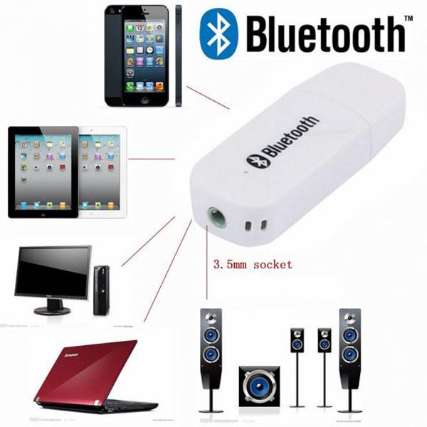 USB tạo kết nối Bluetooth cho Loa thường