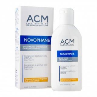 Dầu gội chống rụng tóc Novophane Energizing Shampoo - ACM Laboratoire