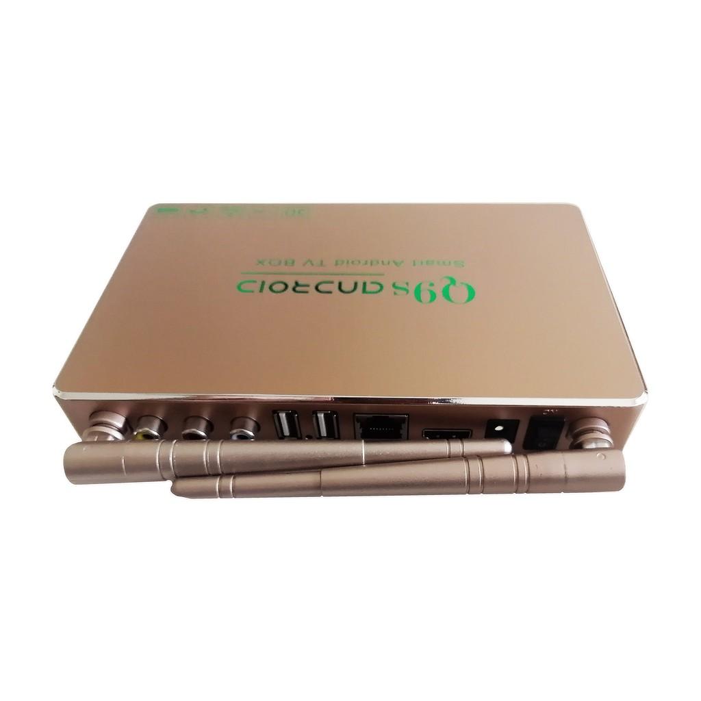 SMART ANDROID TIVI BOX Q9S 2GB dành cho tivi đời cũ siêu nhanh giá cạnh  tranh