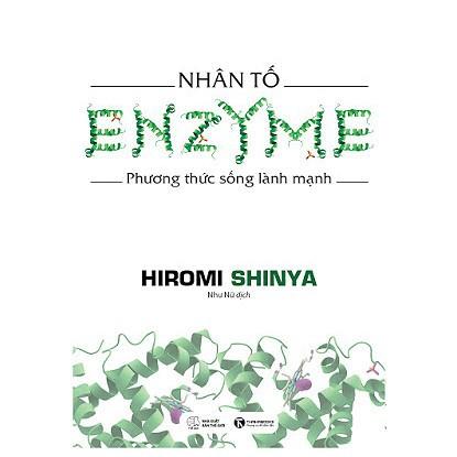 Sách - Nhân Tố Enzyme - Phương Thức Sống Lành Mạnh