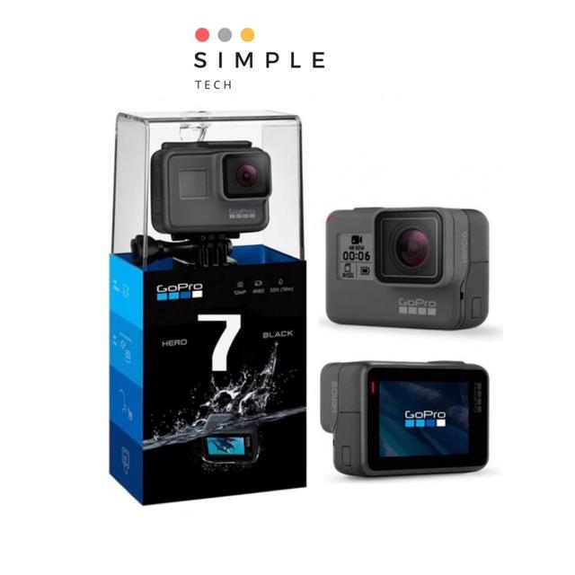Máy quay - camera hành trình Gopro Hero 7 Black