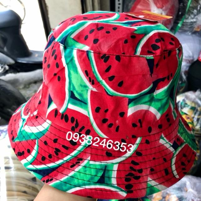 COMBO 10c/ 35k Mũ Trái Cây