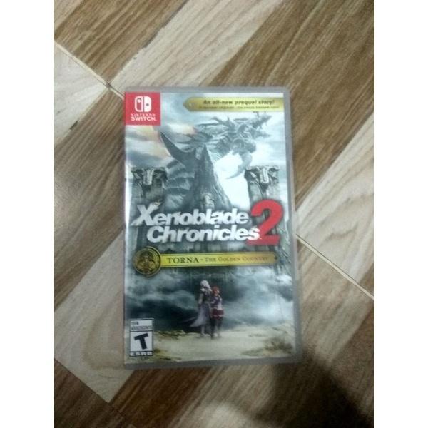 Đĩa game Nintendo switch xenoblade chronicles 2 2nd