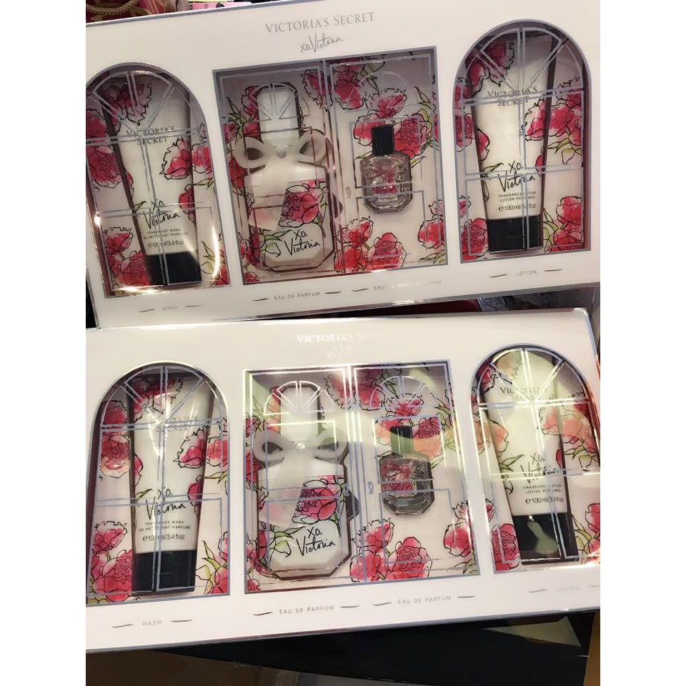 Gift Set nước hoa Victoria