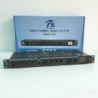 Máy nâng tiếng PS V800 là thiết bị giúp âm thanh tươi sáng hơn, chất lượng tuyệt vời hơn