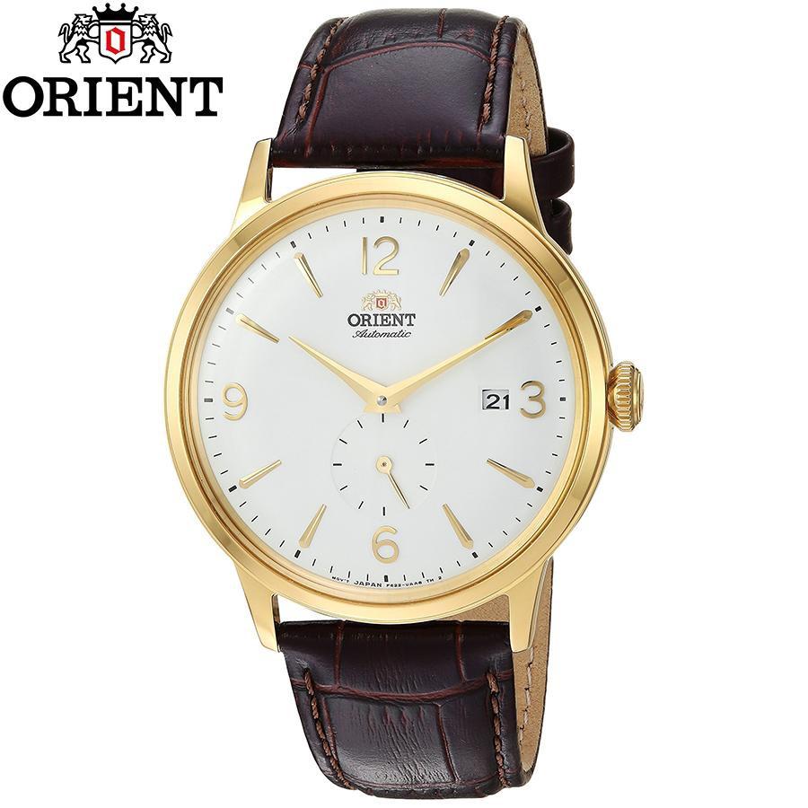 Đồng hồ nam dây da Orient RA-AP0004S10B