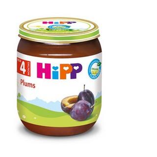 Dinh dưỡng đóng lọ HIPP Mận Tây