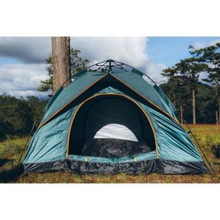 Lều Cắm Trại 4 – 5 Người Tự Bung