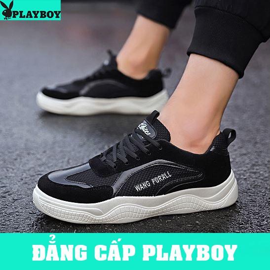 [GIÁ HỦY DIỆT] Giày Sneaker Nam Cao Cấp Hàn Quốc 2019 - [PLAYBOY] (