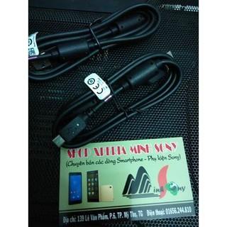 Cáp MicroUSB Sony EC-450 dài 1m,có cục chống nhiễu từ