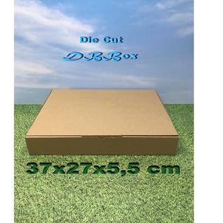 Popularer (10 Pcs) Cardboard uk. 37x27x 5.5 cm….Bộ 12 Khuôn Cắt Bánh Donut