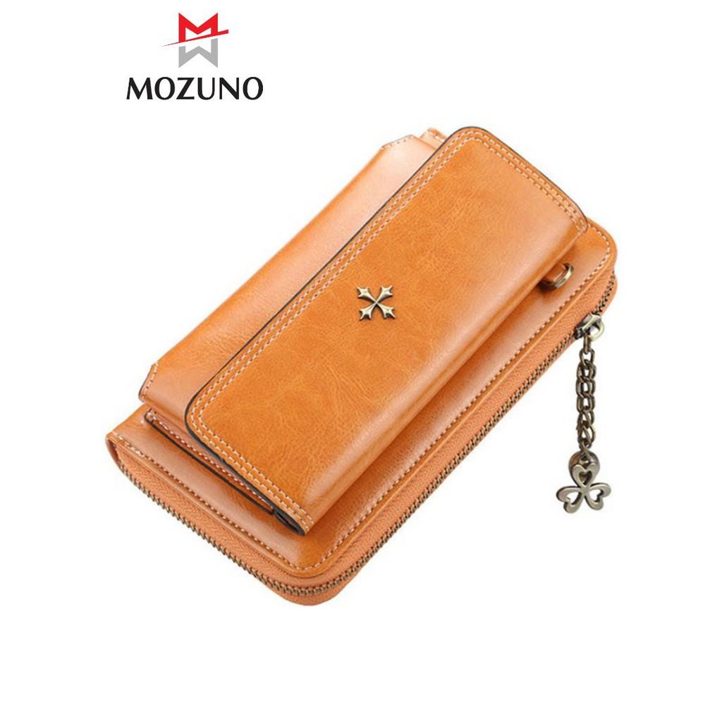 Túi Đeo Chéo Nữ Thời Trang Chính Hãng BAELLERRY Kiểu Dáng Mới Đẹp Phong Cách Reto Siêu Hót BR17 - Mozuno