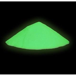 100gr bột dạ quang( màu xanh lá như hình)