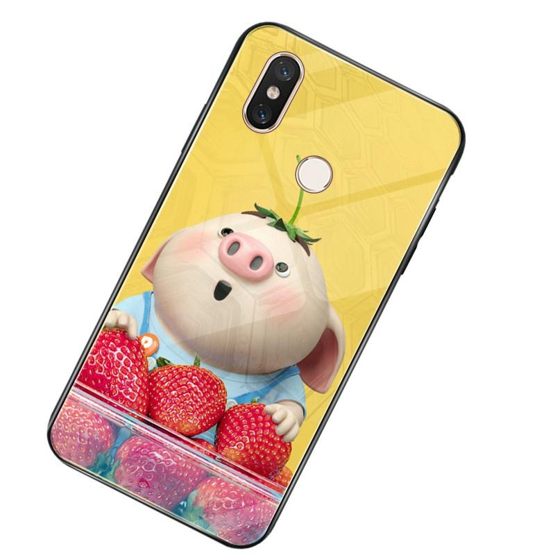 Ốp điện thoại lưng tráng gương in hình ảnh Lovely Pig cho Xiaomi Mi 8 9 Lite SE Explorer 5X A1 Max 3 Mix 2 - 22579909 , 2184778777 , 322_2184778777 , 51250 , Op-dien-thoai-lung-trang-guong-in-hinh-anh-Lovely-Pig-cho-Xiaomi-Mi-8-9-Lite-SE-Explorer-5X-A1-Max-3-Mix-2-322_2184778777 , shopee.vn , Ốp điện thoại lưng tráng gương in hình ảnh Lovely Pig cho Xiaomi