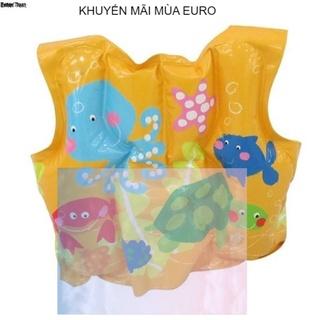 Áo phao intex hình cá cho bé 59661 gohi cvbn