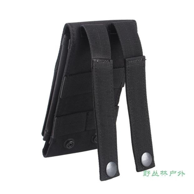 ✗▨◘Outdoor tactical pockets receive bag mobile phones package 5.5 6 inches of the MOLLE sets hanging bags EDC multifunc