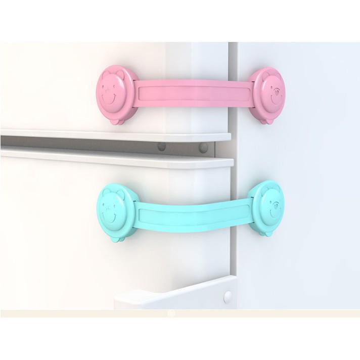 Combo 2 đai khóa tủ lạnh, ngăn kéo an toàn cho bé - 21547297 , 444419016 , 322_444419016 , 30000 , Combo-2-dai-khoa-tu-lanh-ngan-keo-an-toan-cho-be-322_444419016 , shopee.vn , Combo 2 đai khóa tủ lạnh, ngăn kéo an toàn cho bé