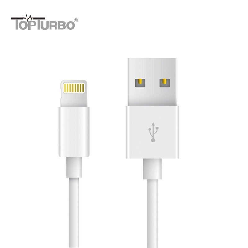 Cáp sạc Apple Lighting Iphone Zmi Xiaomi dài 1m