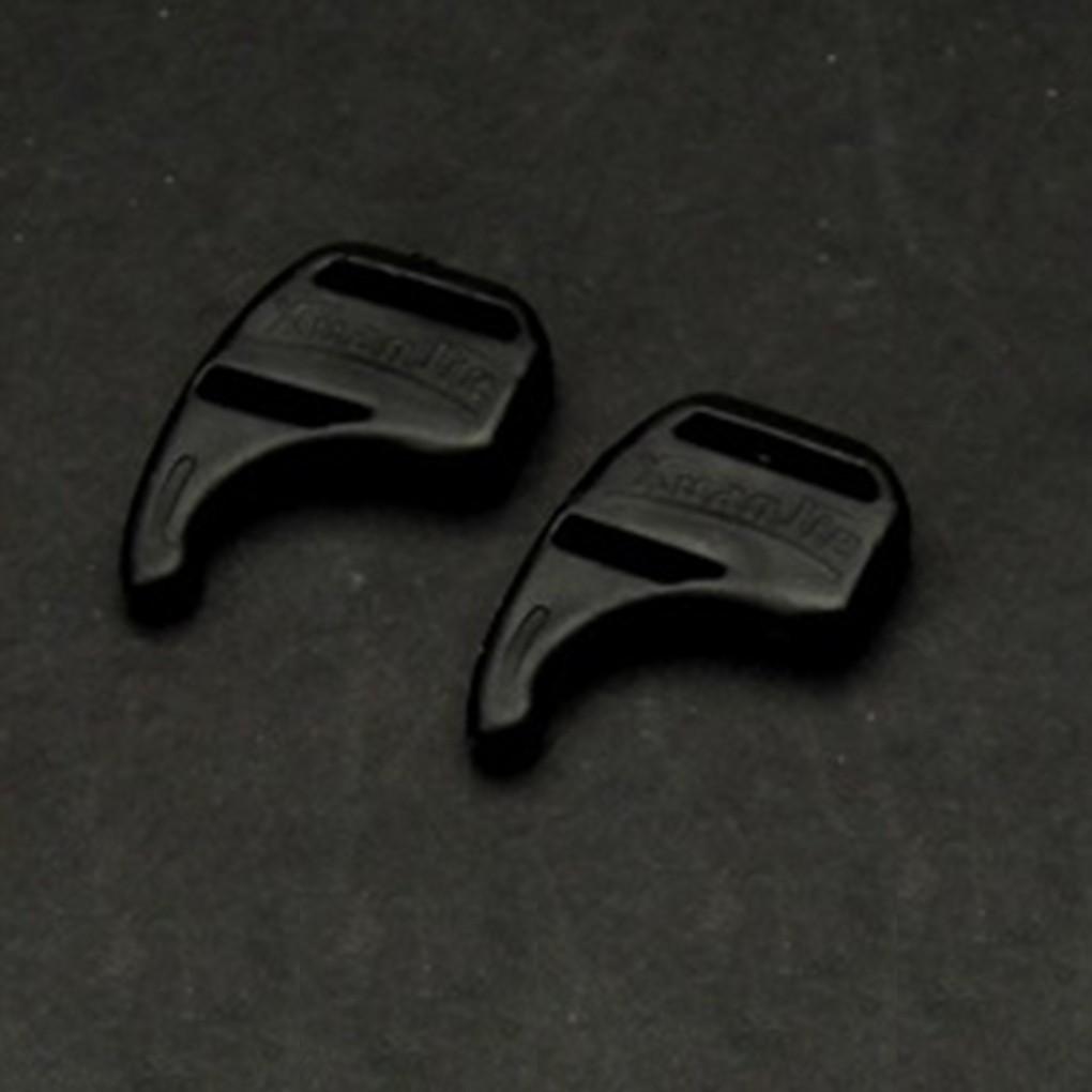 1 cặp móc silicon chống trượt cho mắt kính năng động tiện lợi